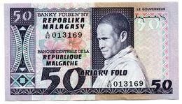 Madagascar / 50 Francs 1974 / TTB+ - Madagaskar