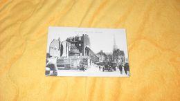 CARTE POSTALE ANCIENNE CIRCULEE DE 1920../ 19 - LILLE.- RUE DE PARIS...TAVERNE LIEGEOISE DETRUITE.. - Lille