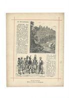 MADAGASCAR Culture Du RIZ COMORES NOSSY-BÉ Protège-cahier Couverture 220 X 175 TB 3 Scans Colonies Françaises - Copertine Di Libri