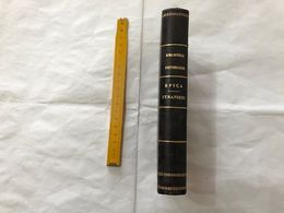 BIBLIOTECA UNIVERSALE EPICA STRANIERI CAMOENS OSSIAN T.MOORE WALTER SCOTT  1882 - Oude Boeken