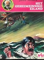 (336) Het Geheimzinnige Eiland - Jules Verne - Viu Strip - 1978 - Livres, BD, Revues