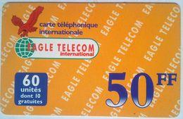 France Eagle Telecom 60 Units - France