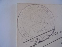 FRANC MACON - Cartes Postales