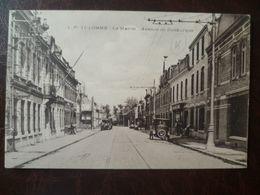 LOMME-     Avenue De Dunkerque      édit:  Lucien Pollet - Lomme