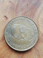 44/ Medaille Monnaie De Paris  Officielle Collection Nationale L Aquarium Du Perigord  Noir Dordogne 2000 - Monnaie De Paris