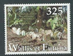 Wallis Et Futuna N° 564  XX  Sépulture Deu 1er Roi De Futuna Sans Charnière TB - Unclassified