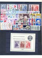 Volledige 1960 Postgaaf ** MNH Prachtig Met Zegels Uit Blok 244 Côte - Full Years