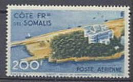 COTE DES SOMALIS N° PA 22 X Palais Du Gouverneur à Djibouti TB - Côte Française Des Somalis (1894-1967)