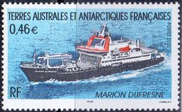 "TAAF - SHIP  ""Marion Dufresne""  - **MNH - 2002 - Boten"
