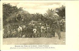 MISSIONS DES PERES DU SAINT ESPRIT CONGO FRANCAIS NEOPHYTES ET NEO CHRETIENS STATION ST FRANCOIS DE SALES DE KIALOU - Congo Français - Autres