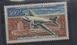 LOT 442 - MAURITANIE P.A   N° 23 * AVION -    Cote  13.50 € - Mauritania (1960-...)