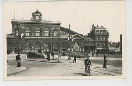 LILLE - La Gare (1955) - Lille