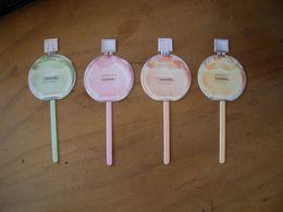 Carte Chanel Chance (4) - Cartes Parfumées