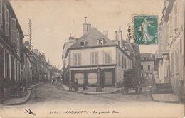 Corbigny - La Grande Rue - Corbigny