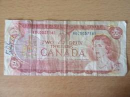 Canada - Billet 2 (Two) Dollars 1974 - Canada