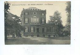 Noirhat Château Basse Laloux Bousval ( Carte Légèrement Gondolée ) - Genappe