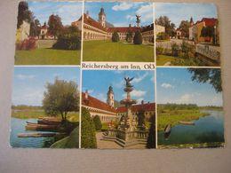 Österreich- AK Reichersberg/Inn Mehrbildkarte, Foto Kellner - Ried Im Innkreis