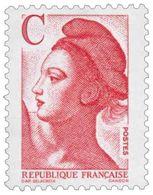Type Liberté Yvert & Tellier N°2616 - France