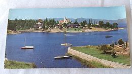 Argentina Cordoba Lac San Roque Carte Postale Postcard #14 - Argentine