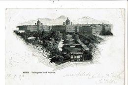 CPA-Carte Postale-Autriche-Wien Volksgarten -1902 VM18967 - Vienne