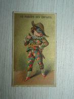 Au Paradis Des Enfants - Arlequin - Magasins De Jouets Rue De Rivoli - PARIS - - Autres