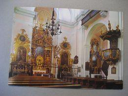 Österreich- AK Salzburg Maria Plain Kircheninneres, Foto St. Peter - Autriche