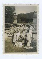 Groupe De Femmes Souvenirs De Rambouillet 1935 - Personnes Anonymes