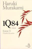 Marque-page °° Belfond - H. Murakami - 1Q84 Livre 3 - Carte 10x15 - Marcapáginas