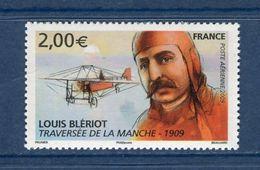 France - Poste Aérienne - N° 72 ** - Neuf Sans Charnière - Thématique : Louis Blériot - 2009 - - 1960-.... Ungebraucht