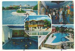 Turquie. Denizli. Pamukkale. Motel Koru'dan Bes Ayri Gorunum. Piscines - Turchia