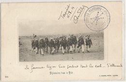 LEGIONNAIRES DANS LE BLED - Guerre 1914-18