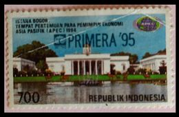 110. INDONESIA 1995 USED STAMP  . - Indonesia