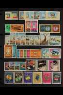 1956-83 COMPREHENSIVE MINT COLLECTION.  An Impressive & Extensive Collection, Of (mostly) Never Hinged Mint Complete Set - Jordania