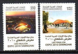 Emirats UAE United Arab Emirates 0964/65 Shanghaï Expo, China - 2010 – Shanghai (China)