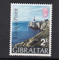 & Gibraltar 231 ..  Phare   .. Europa CEPT 1970 .. Sans Charniere** MNH - Europa-CEPT