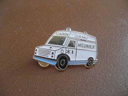 Ambulance MEUNIER LIAISON SAMU - Medical