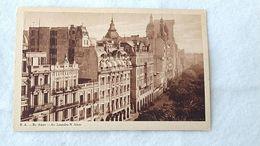 Argentina Buenos Aires Av. Leandro Alem Carte Postale Postcard #14 - Argentine