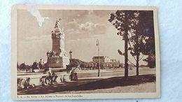 Argentina Buenos Aires Monumento A Los Españoles Carte Postale Postcard #14 - Argentine