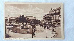 Argentina Buenos Aires Plaza De Mayo Calle Victoria Carte Postale Postcard #14 - Argentine
