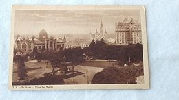 Argentina Buenos Aires Plaza San Martin Carte Postale Postcard #14 - Argentine