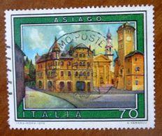 1979 ITALIA Turismo Asiago - Lire 70 Usato - 1971-80: Gebraucht