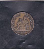 COMMERCE INDUSTRIEL, Bon Pour 2frs De 1925, Chambres De Commerce De France. Avoir - Monétaires / De Nécessité