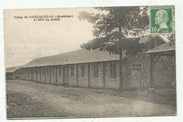 Camp De Coëtquidan   (56-Morbihan) L' Abri Du Soldat - Guer Coetquidan