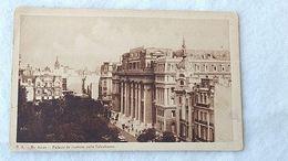 Argentina Buenos Aires Palacio De Justicia Carte Postale Postcard #14 - Argentine