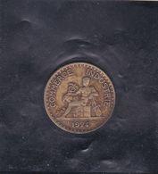 COMMERCE INDUSTRIEL, Bon Pour 1fr De 1923, Chambres De Commerce De France. Avoir - Monétaires / De Nécessité