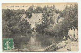 Camp De Coëtquidan   (56-Morbihan) Le Minéral - Guer Coetquidan