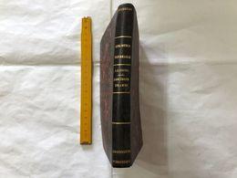 BIBLIOTECA UNIVERSALE LESSING LAOCOONTE DRAMMI 1887. - Oude Boeken