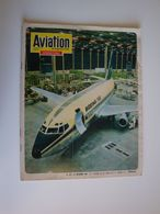 Revue Aviation Magazine International,aviation Civile Africaine,Boeing 737,fusée Saturn,Snecma,septembre 1967 - AeroAirplanes