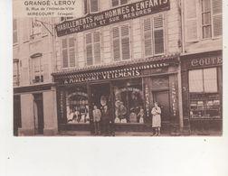 CPA   MIRECOURT GRANGE LEROY 9 RUE DE L HOTEL DE VILLE - France