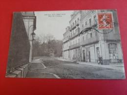 71 / LE CREUSOT /  RUE DE CHALON / DOS SCANNE - Le Creusot